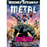 Cómic, Dc, Batman Noches Oscuras Metal Vol. 2 Ovni Press