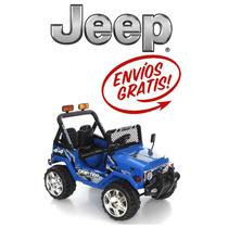 Auto A Bateria Jeep Raptor Mp3 12 V Control Remoto 12 Cuotas