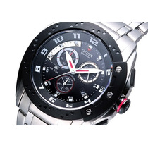 Reloj Citizen Promaster At0720-56e Crono Zafiro Eco-drive