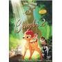 Dvd Original Bambi 2 - Disney - Nueva Y Sellada!!!