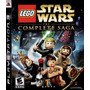 Lego Star Wars The Complete Saga Nuevo Ps3 Dakmor Canje/vent