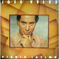 Jose Velez -cd Original Diario Intimo