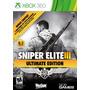 Sniper Elite 3 Ultimate Edition Xbox 360 Ntsc Formato Físico