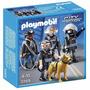 Playmobil 5565 Escuadrón De Policia