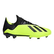 471555cdd8 Botines Futbol adidas X 18.3 Terreno Firme Hombre A en venta en ...