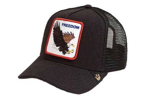 504178646b126 Gorra Goorin Bros Trucker Baseball Freedom Envio Gratis en venta en José C.  Paz José C. Paz Bs.As. G.B.A. Norte por sólo   2980