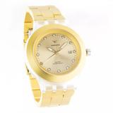 Reloj Kosiuko Full Blooded Dorado Y Mas Colores Aluminio 803