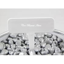 Cartel Identificador De Plástico Para Plantas/cultivos X 30u