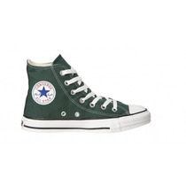 Zapatilla Converse All Star Hi Green 115122b