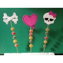 Souvenirs Monster High Con Gomitas