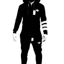 Conjunto adidas Urbano Hip Hop Swag+ Remera Hombre - Mujer en venta ... 2da6545375d