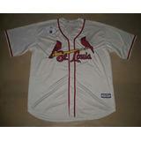 Casaca Mlb - St. Louis Cardinals .