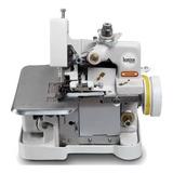 Overlock 3 Hilos Remalladora Semi Industrial Reforzada Blanc