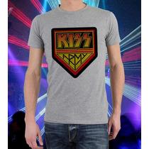 Remera Kiss Army