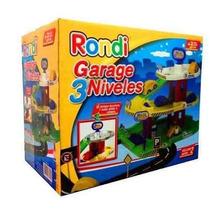 Rondi Garage 3 Niveles Pista Ascensor Lavadero Surtidor Auto