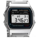 Reloj Casio Hombre A-158wa-1 Vintage. Envio Gratis!