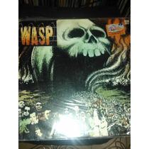 Vinilo Wasp Los Chicos Descapitados M/b/est Nacional