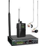 Shure Psm900 P9tra425cl Sistema De Monitoreo Intraural