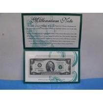 Billete 2 Dolares Usa 1995 Ed. Limitada De 10.000 Unidades