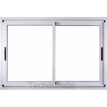 Oferta! Ventana Doble Vidrio 4-9-4 Aluminio Modena 150x110