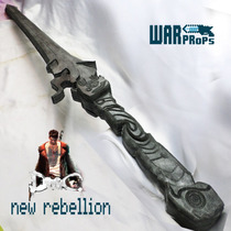 New Rebellion Espada Dante Dmc Replica Cosplay Warpros