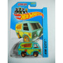 Hot Wheels 2014 The Mystery Machine Scooby Doo - Gianmm