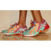 Zapatillas Asics Tri Mujer