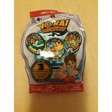 Hasbro. Yokai Watch. Medallas Serie 2