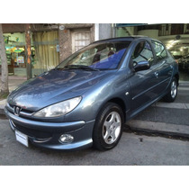 Peugeot 206 Xt Premium 1.6 2007 Financio Permuto