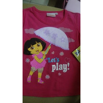 Remeras Linea Disney Monster Inc Importadas En Stock