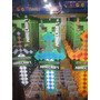 Minecraft Espada Original Hierro Fuego Diamant Goma Eva 45cm