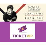 Entradas Manuel Carrasco Bronce Teatro Rex