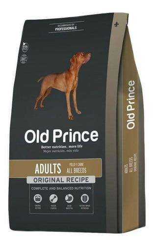 Alimento Old Prince Original Recipe Perro Adulto Todos Los Tamaños 20kg