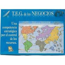 Teg De Los Negocios Original Yetem