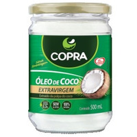 Oleo de Coco Extra Virgem 500ml - Copra