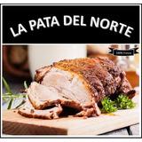 Pernil Jamon De Cerdo 30 40  Personas Con Salsas Y Pan