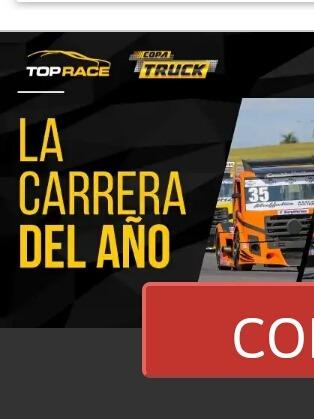Entradas Top Race Truck Boxes Galvez
