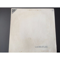 The Beatles - Album Blanco Vinilo Doble Leer Bien!