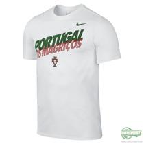 Remera Nike Portugal Uefa Cristiano Ronaldo Futbol