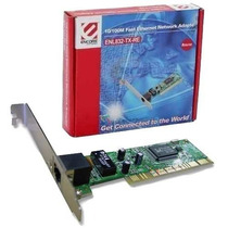 Placa De Red Realteck Pci Encore