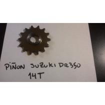 Piñon Riffel Para Suzuki Dr 350 14z