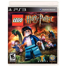 Lego Harry Potter 5-7 Years Ps3 Nuevo Sellado Envios