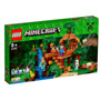 Lego Minecraft The Hungle Tree House Casa De Arbol 21125