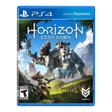Horizon Zero Dawn Ps4 Fisico Nuevo Original Sellado Español