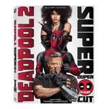 Deadpool 2 Blu-ray Doble Nuevo Original Importado