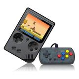 Consola Portatil Retro 2 Joystick Salida Tv 168 Juegos Mario