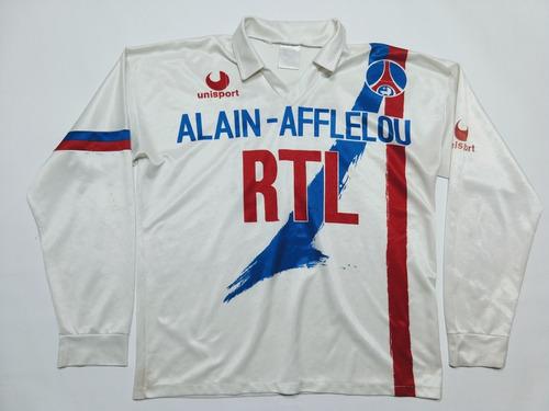 Camiseta Psg Paris Saint Germain Uhlsport Talle Xl Francia a65a3dfa43eaf