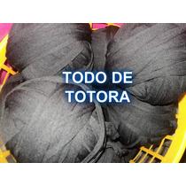 Totora Negra Ovillada Por 10k A Solo 80$ Te Lo Vas A Perder?