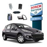 Service 70.000 Km Peugeot 207 En Bosch Car Service