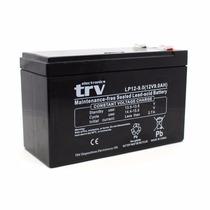 Batería Trv Para Ups 12v-9a Recargable Neo Alarmas